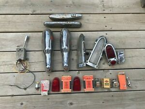 Early 1950 S Chevy Car Small Parts Lot
