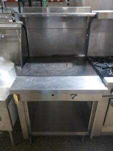 Southbend P32c grad Commercial Frenchtop Range Used