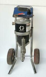 Graco Merkur Airless Paint Spraying Unit Pump 45 1 Ratio 310 Bar 4500 Psi