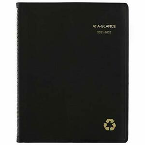 Academic Planner 2021 2022 At a glance Weekly Monthly Appointment Book Pl