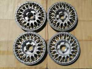 Genuine 17 Bbs Rs299 Rs320 Faces Only 5 114 3 Forged Centers