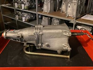 1968 Chevrolet Muncie M22 M 22 4 Speed Transmission P8e16 Gm Gears Mint