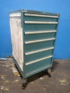 Lista Lista Portable Tool Cabinet 6 Drawers 05190221018