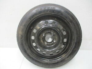 Wheel 15x4 Spare Tire Donut Steel Fits Ford Focus Cougar Contour Fiesta