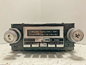 1978 1987 Chevy Gmc Truck Olds Buick Pontiac Gm Delco Am Fm Stereo Radio