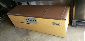 Thomas Intersegmental Chiropractic Traction Roller Table Great Condition