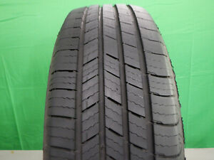 Set Used 195 65r15 Michelin Defender T H 91t 7 32 Dot 5016