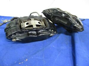 2011 12 Ford Mustang Gt500 Brembo Front Brake Calipers 052