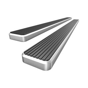4 Eboard Running Boards Fit Ford F150 f250 Ld Regular Cab 97 03