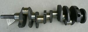 Ford Thunderbird Galaxie Fe Big Block Crankshaft 2u 390 6 4 1961 1976 61 76