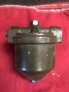 Nos T3 Fuel Filter Mb Gpw Jeep G503 Wc Dodge Gmc Cckw G508 G506 Chevy Ww2 Truck