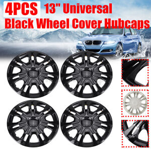 13 14 15 Hubcaps For Car Accessories Wheel Covers Replacement Tire Rim Usa