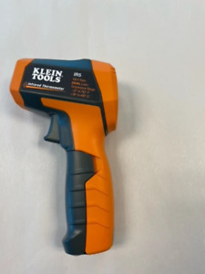 Klein Tools Ir5 Dual Laser 12 1 Infrared Thermometer Used
