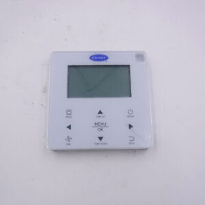 Genuine Oem Carrier Non programmable Wired Thermostat Remote Controller