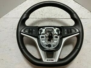 Steering Wheel Gm Parts 22896550 Fits 12 15 Chevrolet Camaro Zl1 Leather