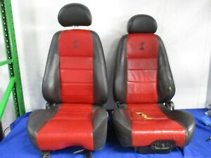 2003 Ford Mustang Svt Cobra 10th Anniversary Front Seats 042