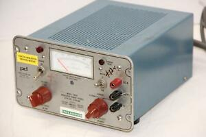 Power Designs Inc 5005t 0 50vdc 0 500ma Regulated Power Supply