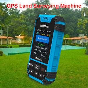 Gps Land Meter Gnss Accuracy Survey Equipment Slope Distance Measurement Tool