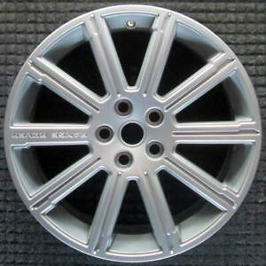 Land Rover Range Rover All Silver 20 Inch Oem Wheel 2010 To 2012