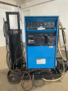 Miller Syncowave 351 Cc Ac dc Welding Power Source 903219