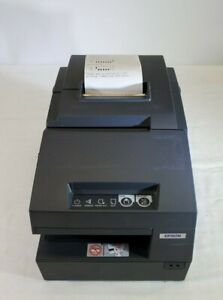 Epson Tm h6000iii M147g Usb Pos Thermal Receipt Printer Adapter Included Kr309