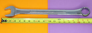 S K Tools C 44 1 3 8 Combination Wrench 12 Point Open End Alloy Usa