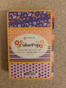 2021 Color Pop Daily Compact Refills Inserts Franklin Covey