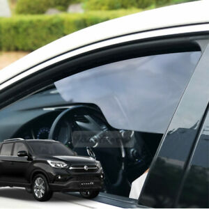 Window Sun Shade Uv Protector Shield Blind For Ssangyong 2017 2020 Rexton Sports