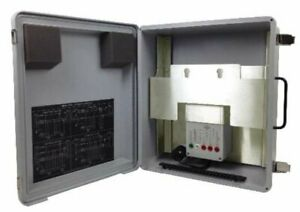 Dranetz Encl hdpq ppa115 Enclosure With 115v Phase Power Adapter