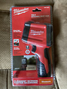 Milwaukee 2267 20h 10 1 Infrared Thermometer Lcd Display Temperature Gun