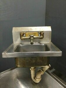 Restaurant Stainless Hand Sink Need This Sold Send Me Best Offer
