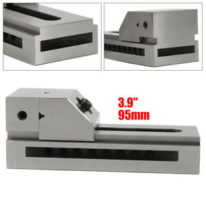 3 9 Precision Vise Milling Drilling Machine Clamp Cnc Vise 95mm Jaw Opening