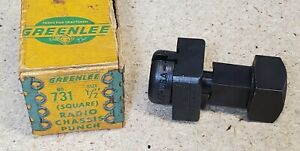 Greenlee No 731 1 2 Square Punch Knockout