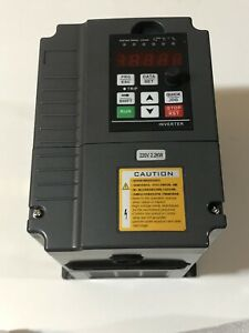 Vector Control Cnc Vfd Variable Frequency Drive Controller Inverter Converter