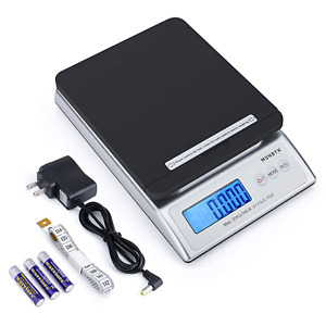 Digital Shipping Scale 66lb Postal Scale With Hold And Tear Function Gram Ounce