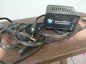 Bmw Advanced Battery Charging System Battery Charger 12v 1 25a Car