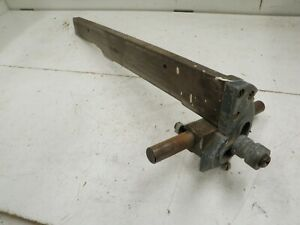 Fence Assembly From Craftsman King Seeley 4 3 8 Jointer 103 23340