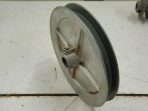 5 Pulley 1 2 Bore From Craftsman King Seeley 4 3 8 Jointer 103 23340