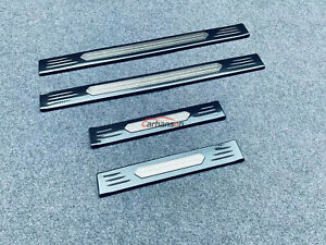 Car Parts Accessories For Nissan Rogue 2021 Door Sill Trim Scuff Plate Protector