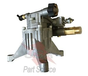 New 2700 Psi Pressure Washer Pump Replaces Fits Ar Rmw2 2g24