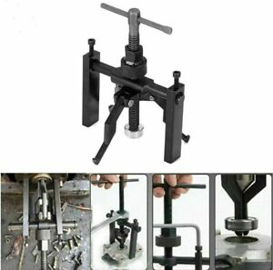3 Jaw Pilot Bearing Puller Auto Motorcycle Bushing Remover Extractor Tool Us Hot