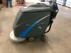 New I20nbt Traction drive Walk Behind Auto Scrubber