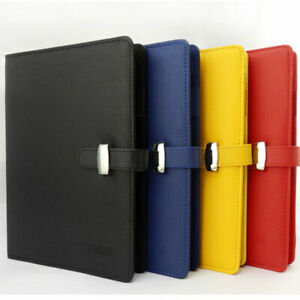 Weekly Monthly Planner Diary Classic Loose leaf ring binder notebook A5 A6 A7 B5