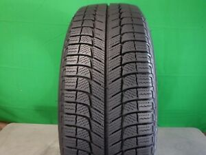 Pair Used 225 60r17 Michelin X Ice Xi3 99h 9 32 Dot 3119
