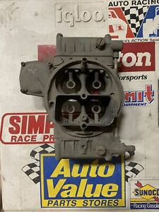Holley Tunnel Ram Carb List 4455 S 850 Cfm For Breadbox Intake No Base