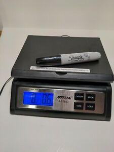 Accuteck Heavy Duty Postal Shipping Scale W Extra Large Display