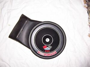 Ultra Rare Chevelle Ss396 Nascar Cowl Plenum Induction Competition Air Cleaner