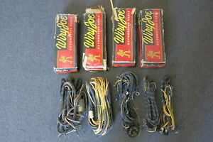 Nos 1933 1936 Chevy Truck Vintage Wire Harness Lot Of 4 Boxes