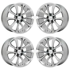 19 Staggered Oem Cadillac Cts V Oem Wheels 19x9 5 23 Front 19x10 39 Rear