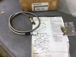 Sony Ek2 1c Extension Cable For Dro Digital Readout Display Cable Magnescale